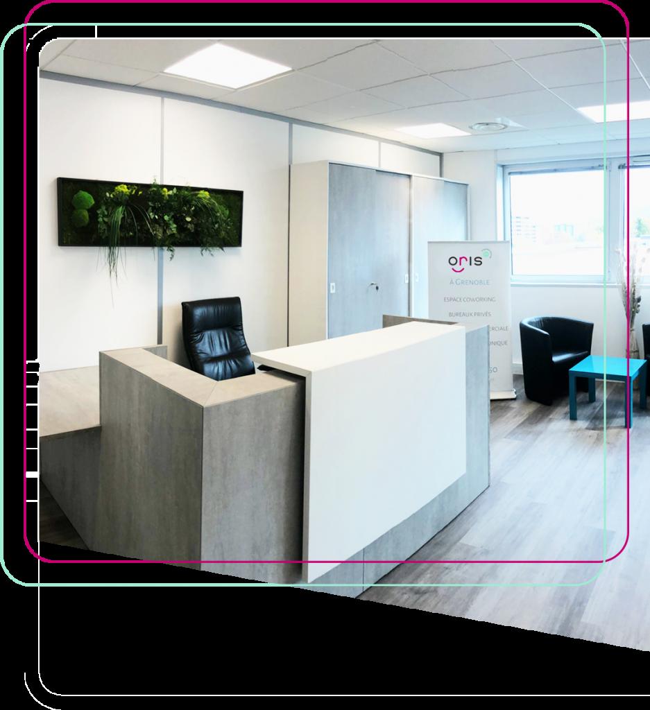 Centre d'affaires à Grenoble : location de bureau, permanence téléphonique, domiciliation commerciale